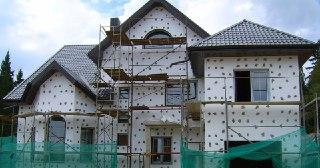 Фасадные работы Волгоград цена от 267 руб. м2